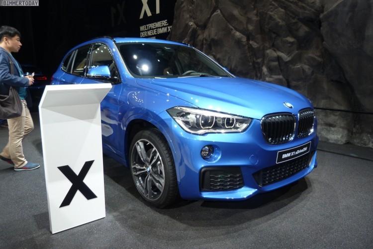 BMW-X1-F48-xDrive20d-M-Sport-Paket-Estorilblau-IAA-2015-LIVE-16