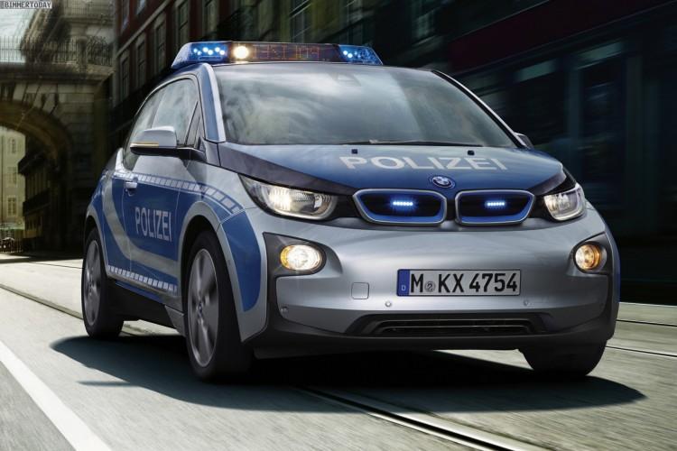 bmw i3 polizei in m nchen setzt auf elektroauto von bmw i. Black Bedroom Furniture Sets. Home Design Ideas