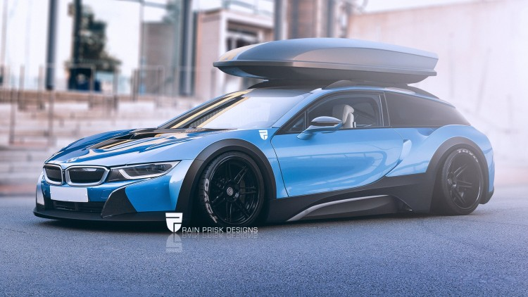 BMW-i8-Shooting-Brake-Rendering-Rain-Prisk-Designs