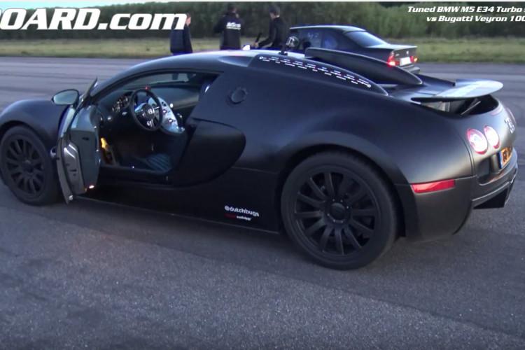 Bugatti-Veyron-vs-BMW-M5-Turbo-E34