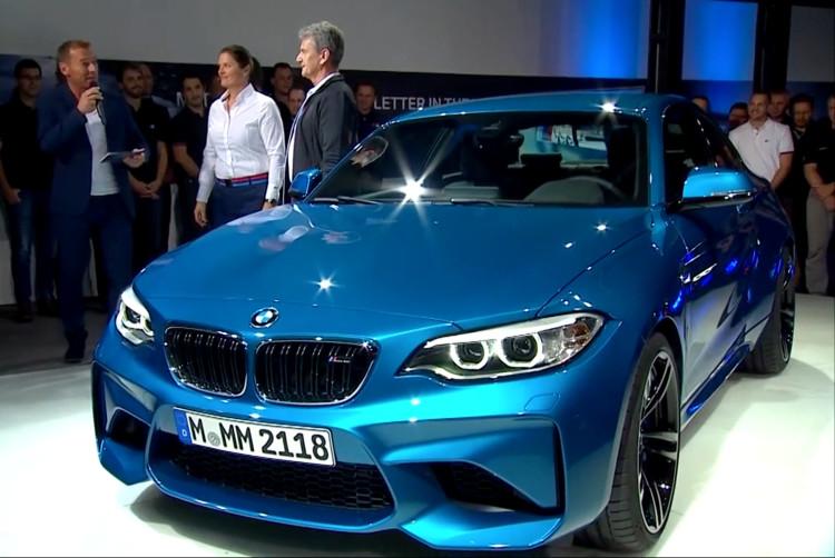 BMW-M2-F87-Video-Details