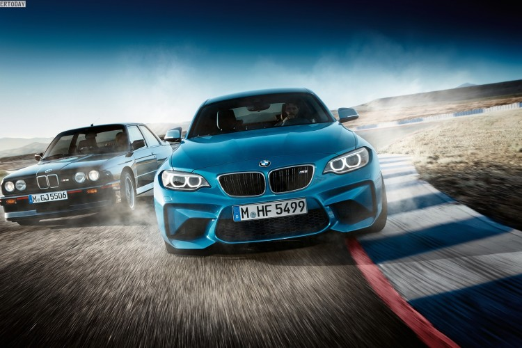 Bmw M2 Wallpaper Motive Mit M3 E30 1er M Und 2002 Turbo