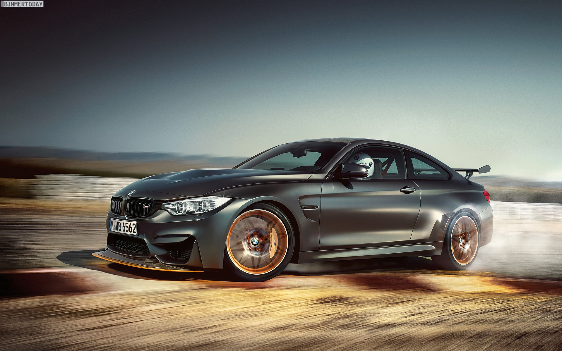 Bmw M4 Gts Wallpaper Motive In 1600x1200 Und 1920x1200