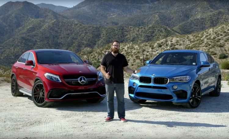 BMW-X6-M-F86-vs-Mercedes-AMG-GLE-63-Coupe