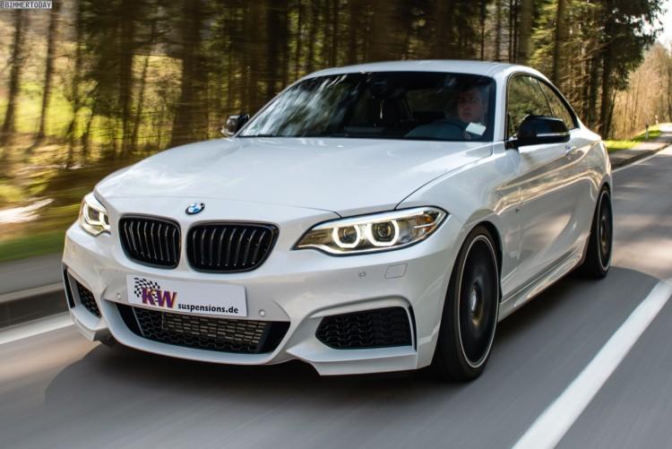 KW-Gewindefahrwerk-BMW-2er-Coupe-Tuning-03