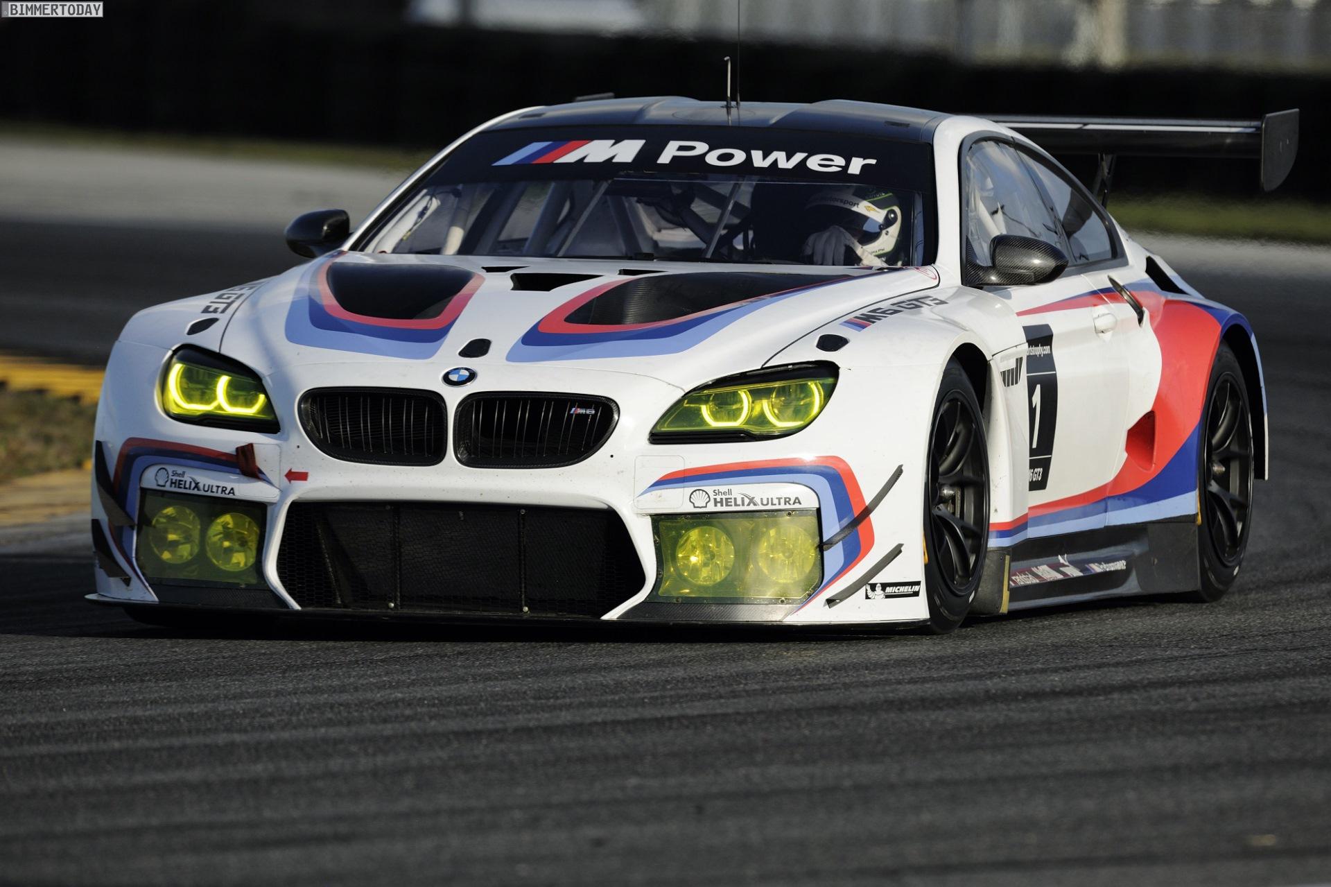 N 252 Rburgring 2016 Rowe Racing Und Schubert Im Bmw M6 Gt3