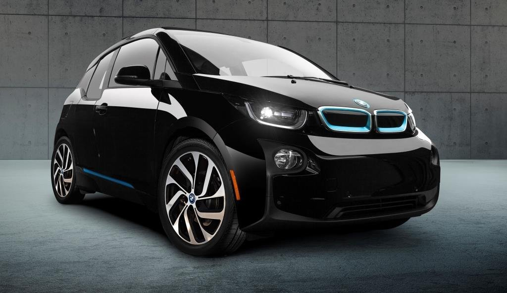 bmw i3 shadow sport edition sondermodell in fluid black. Black Bedroom Furniture Sets. Home Design Ideas