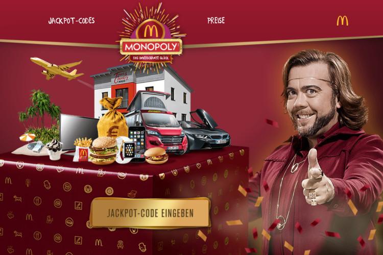 Mcdonald S Monopoly 2015 Bmw I8 Zu Gewinnen