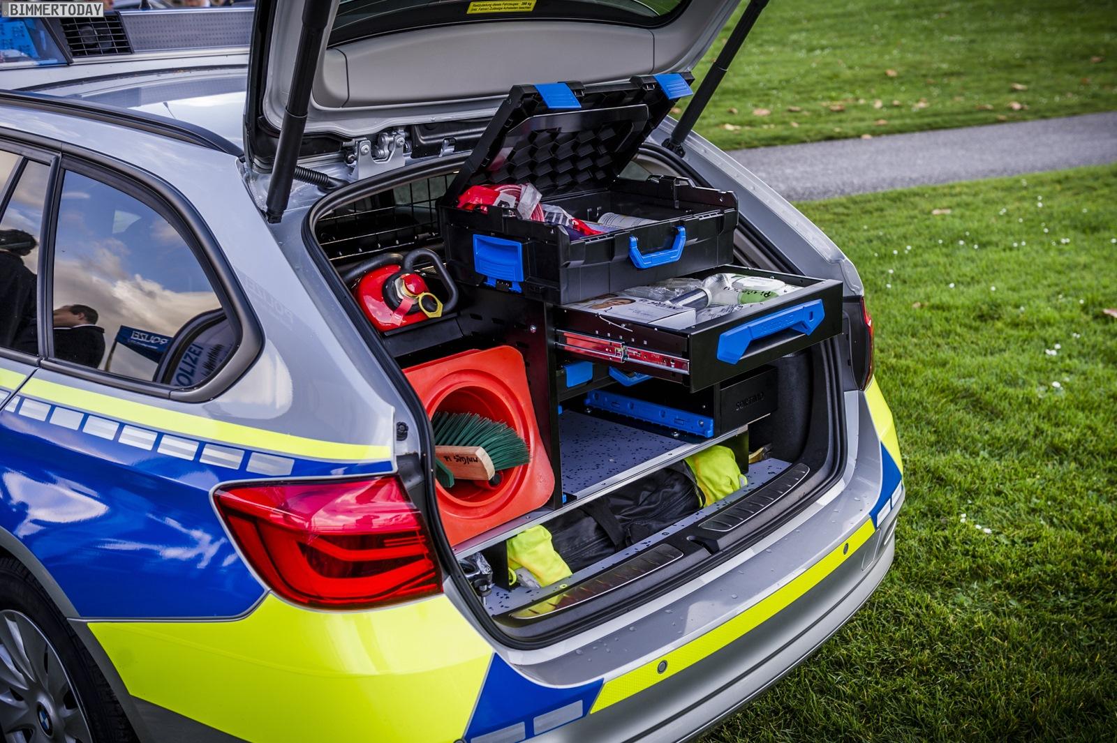 Bmw 3er Touring F 252 R Die Polizei Nrw Mehr Bilder Vom 318d F31