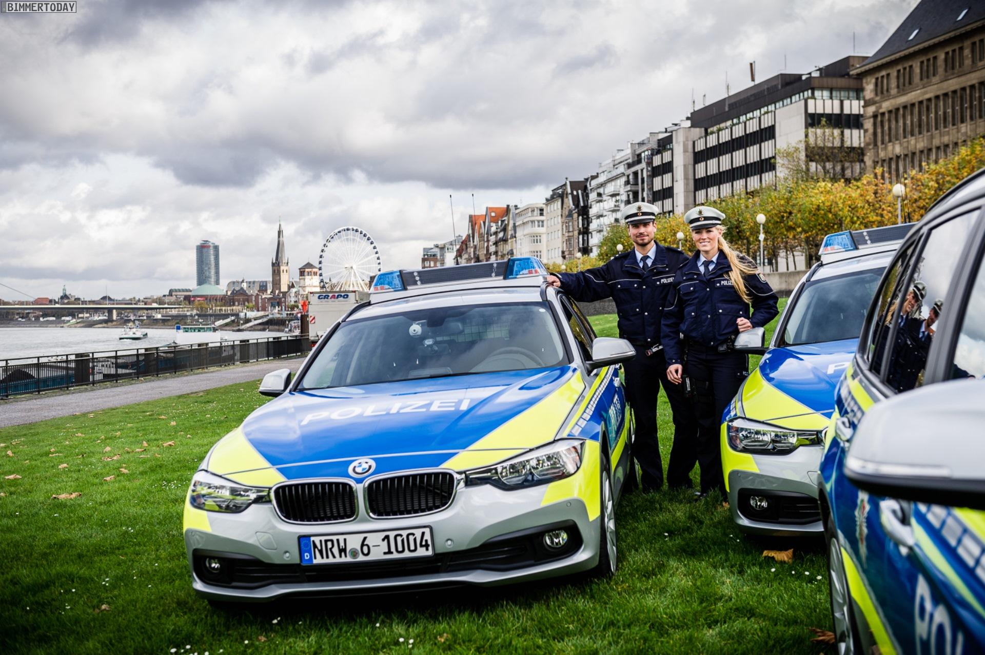 Bmw 3er Touring F31 Polizei Nrw Steigt Auf Bmw Um