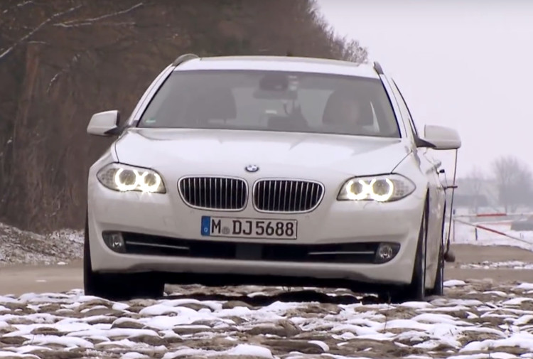 BMW-Sounddesign-Video