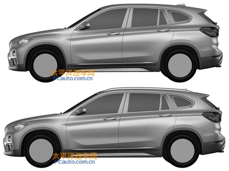 BMW-X1-Langversion-F49-Vergleich-F48