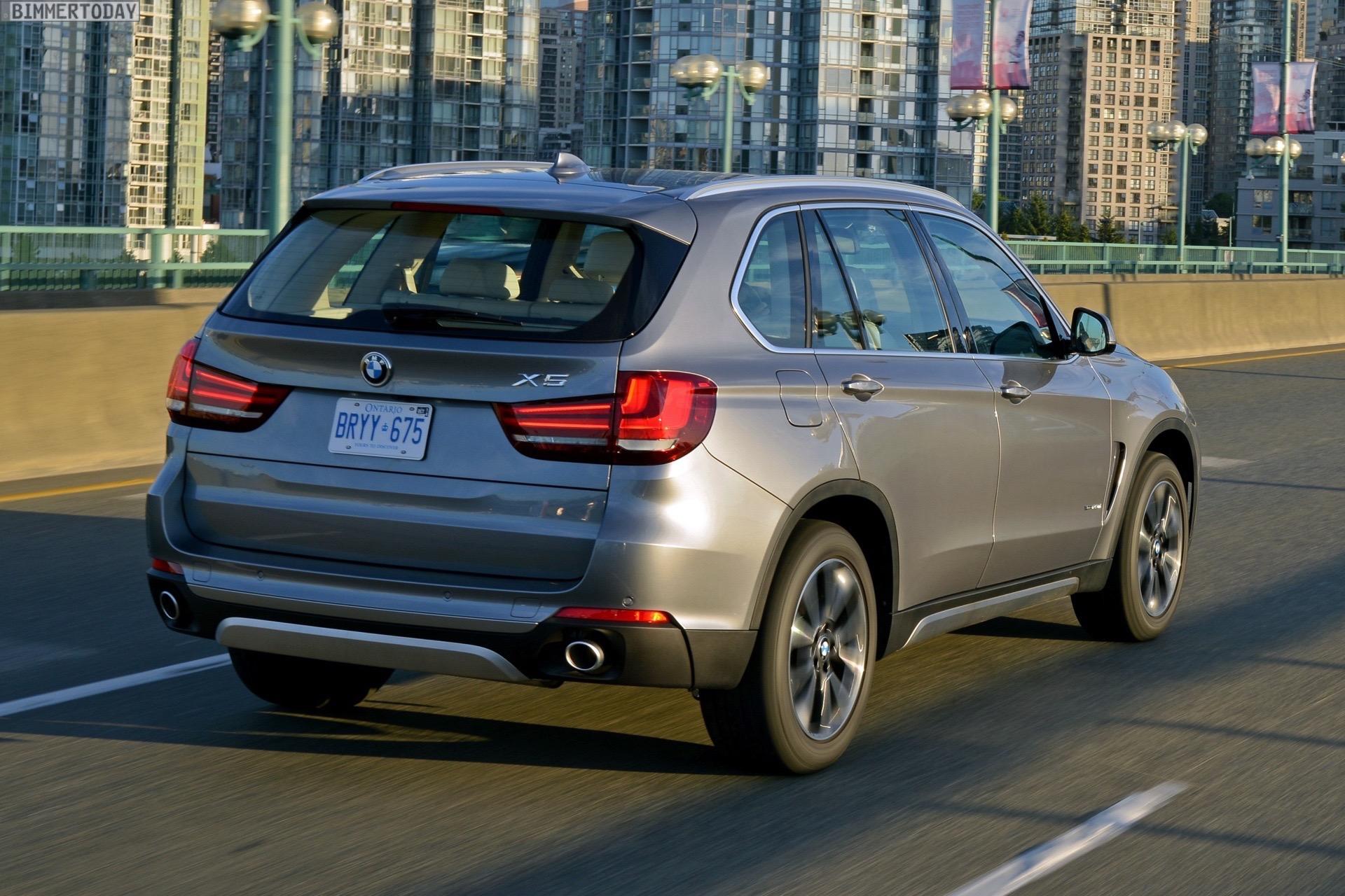 EPA bestätigt saubere Abgase des BMW X5 Diesel