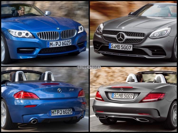 Bild-Vergleich-BMW-Z4-E89-LCI-Mercedes-Benz-SLC-2015-01