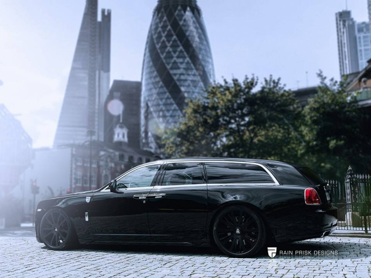 Rolls-Royce-Ghost-Estate-Kombi-Rain-Prisk-Designs