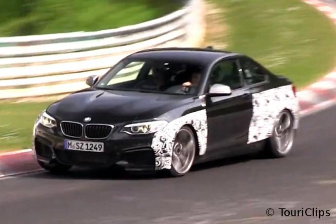 2016-BMW-M2-F87-Erlkoenig-Video-Nuerburgring-TouriClips