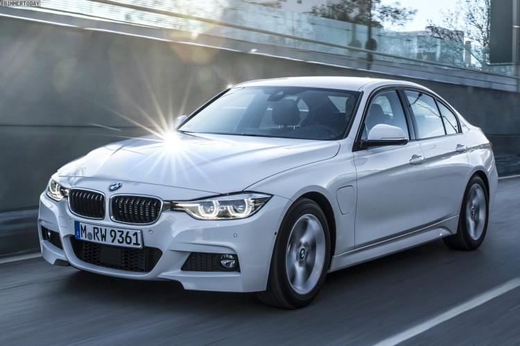 BMW 330e: Plug-in-Hybrid-3er zum attraktiven Preis