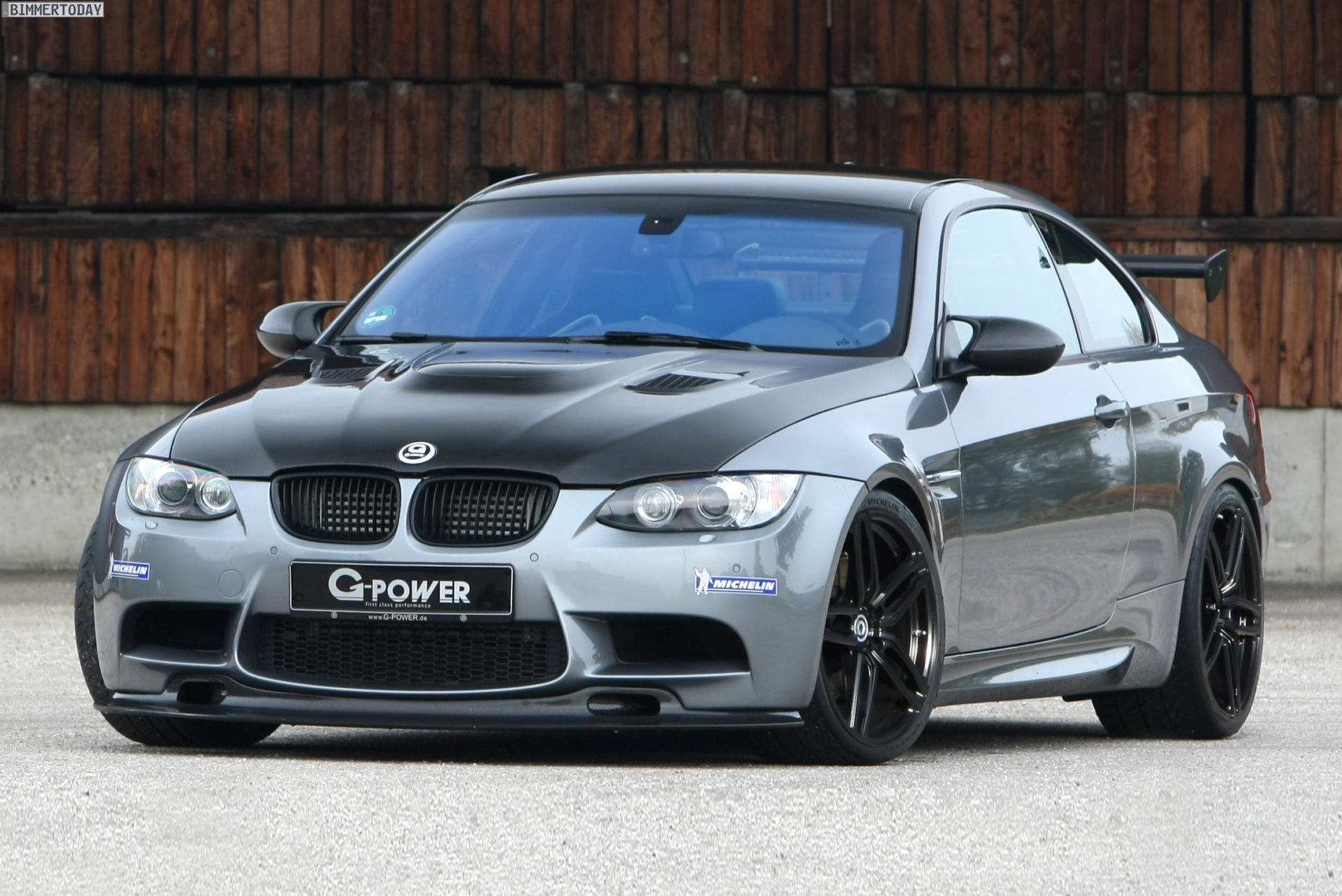 G Power Bmw M3 E92 Tuning Carbon Anbauten Und 740 Ps