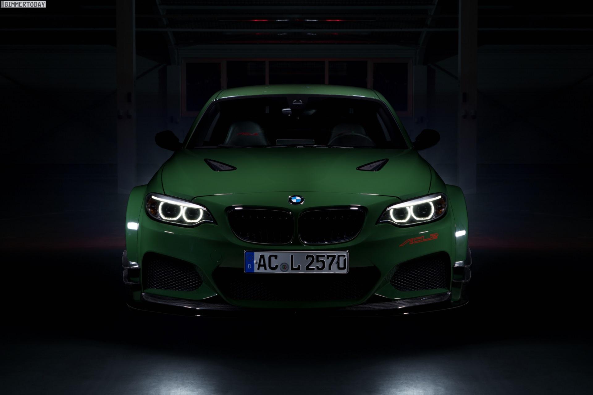 AC Schnitzer ACL2 BMW M235i Umbau kommt mit 570 PS