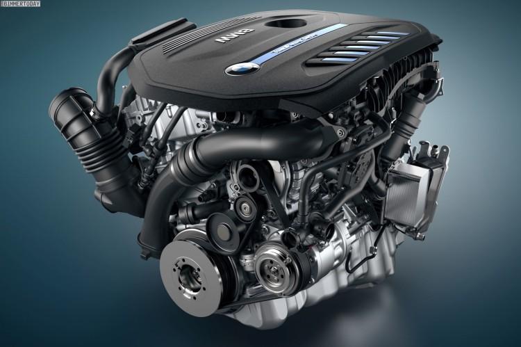 BMW B58 Reihensechszylinder