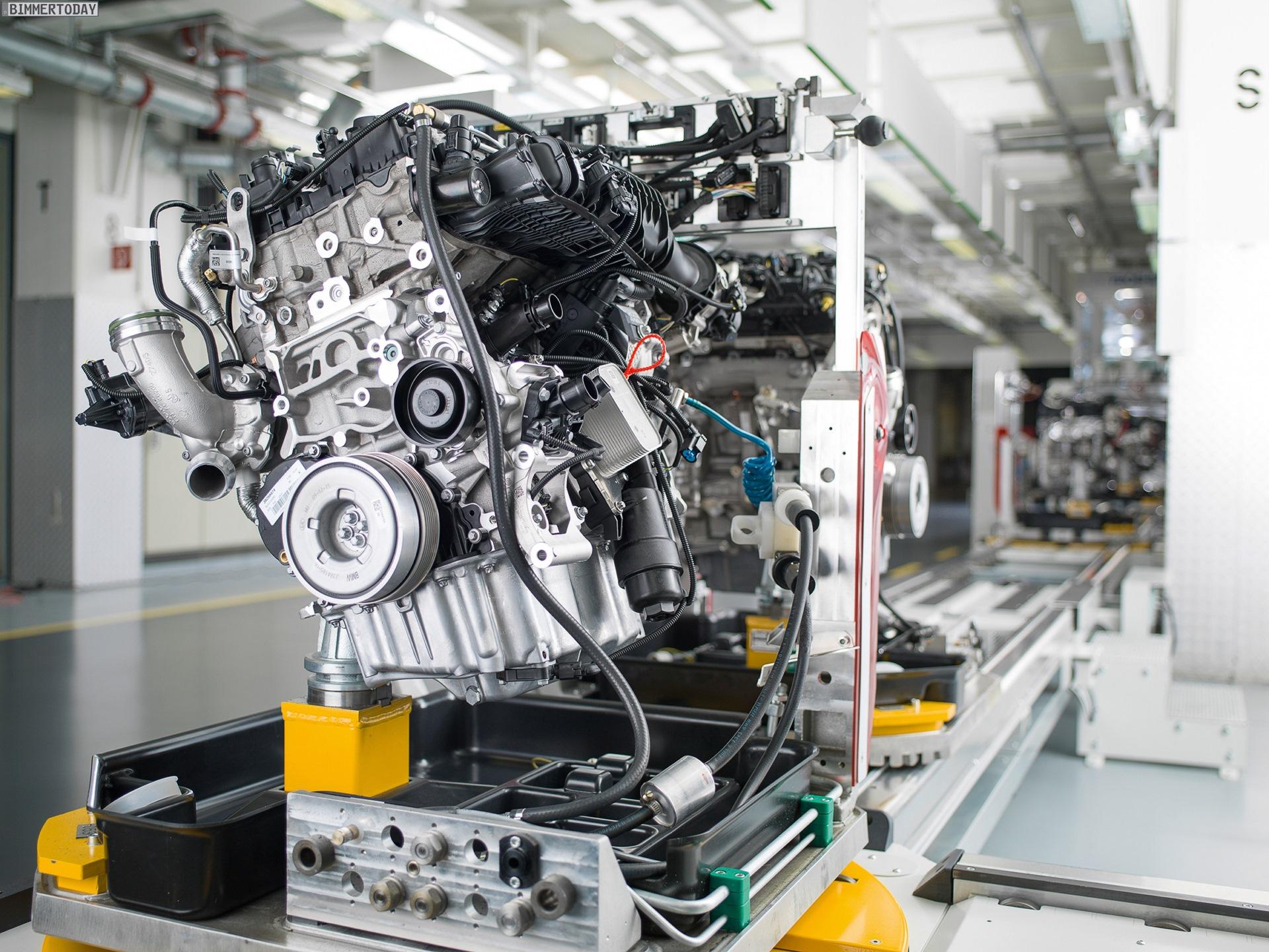 Bmw Motoren Werk Steyr Feiert Neue Rekorde 2015