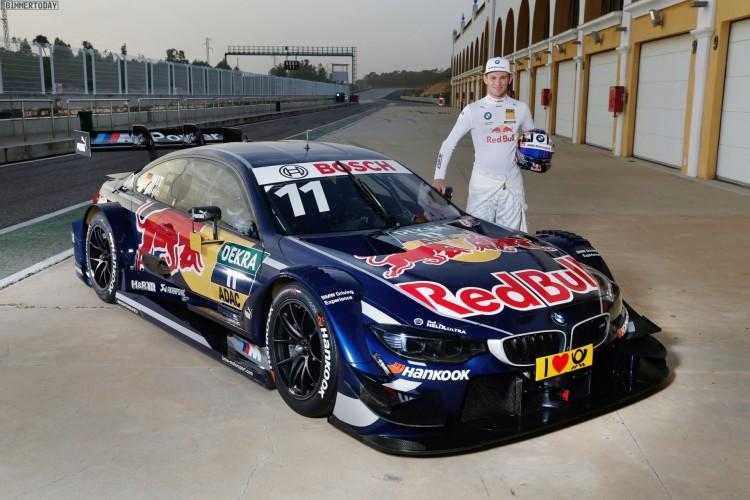 Dtm 2016 Marco Wittmann 252 Bernimmt Red Bull Bmw M4