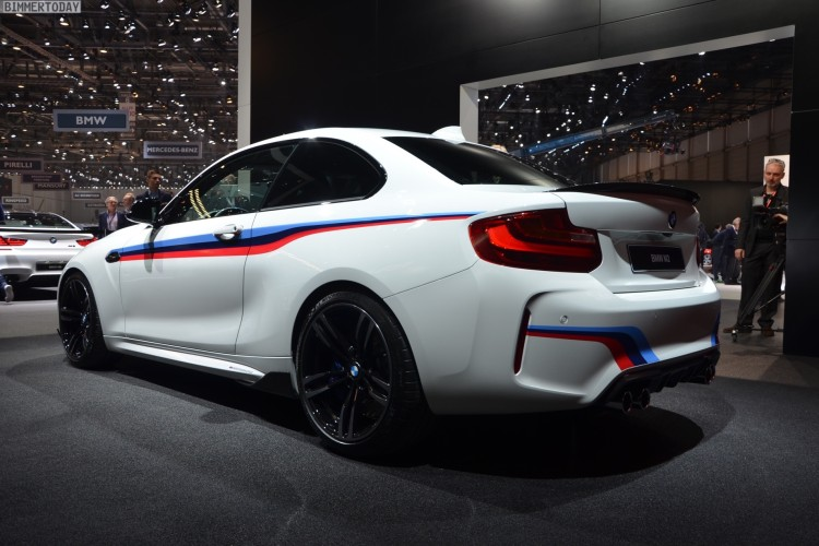 bmw m2 tuning premiere f r m performance zubeh r in genf. Black Bedroom Furniture Sets. Home Design Ideas