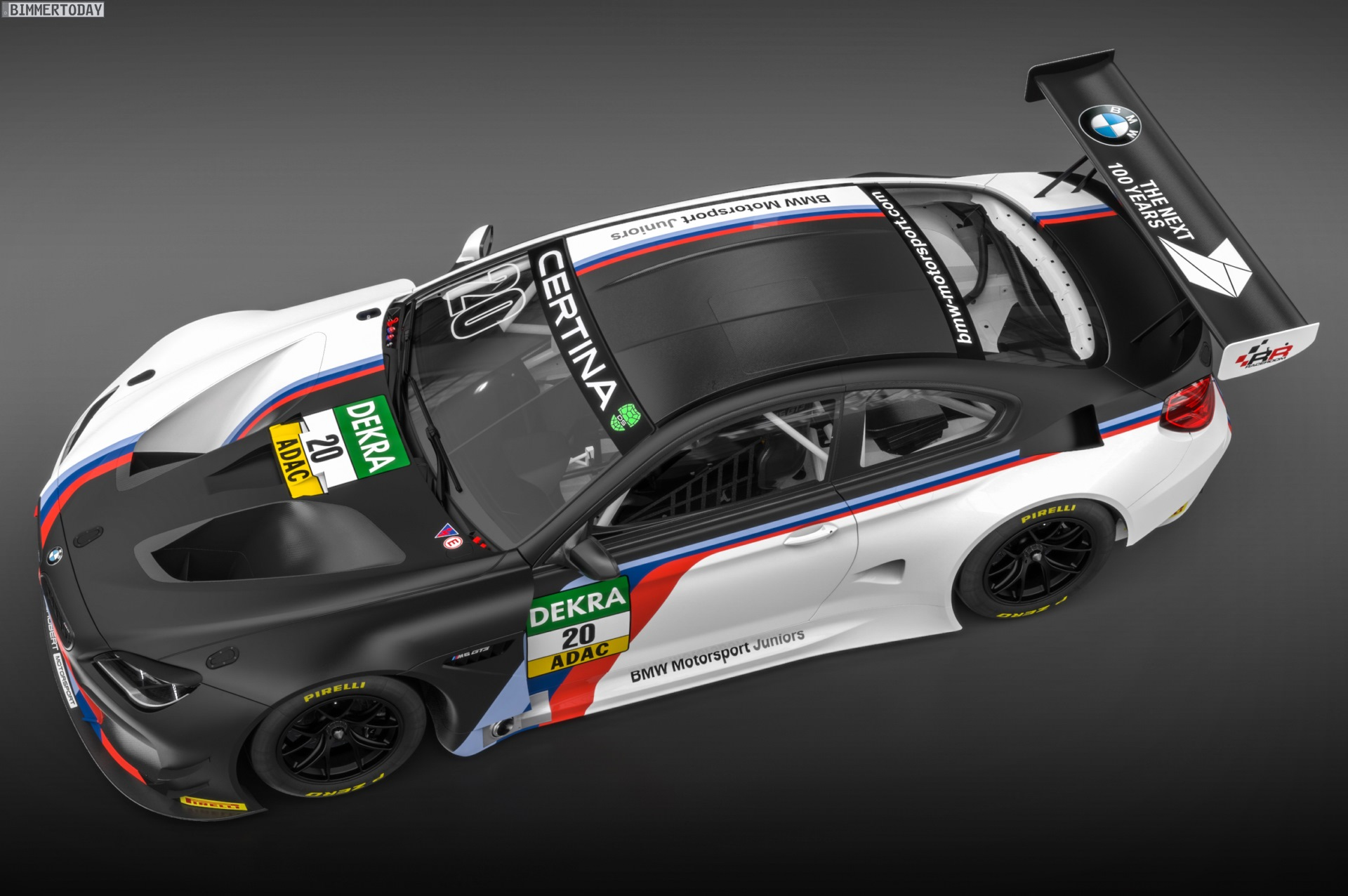 Adac Gt Masters 2016 Bmw M6 Gt3 Mit Junioren Am Start