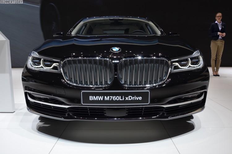 Bmw M760li V12 Excellence Elegantes Topmodell Mit 610 Ps