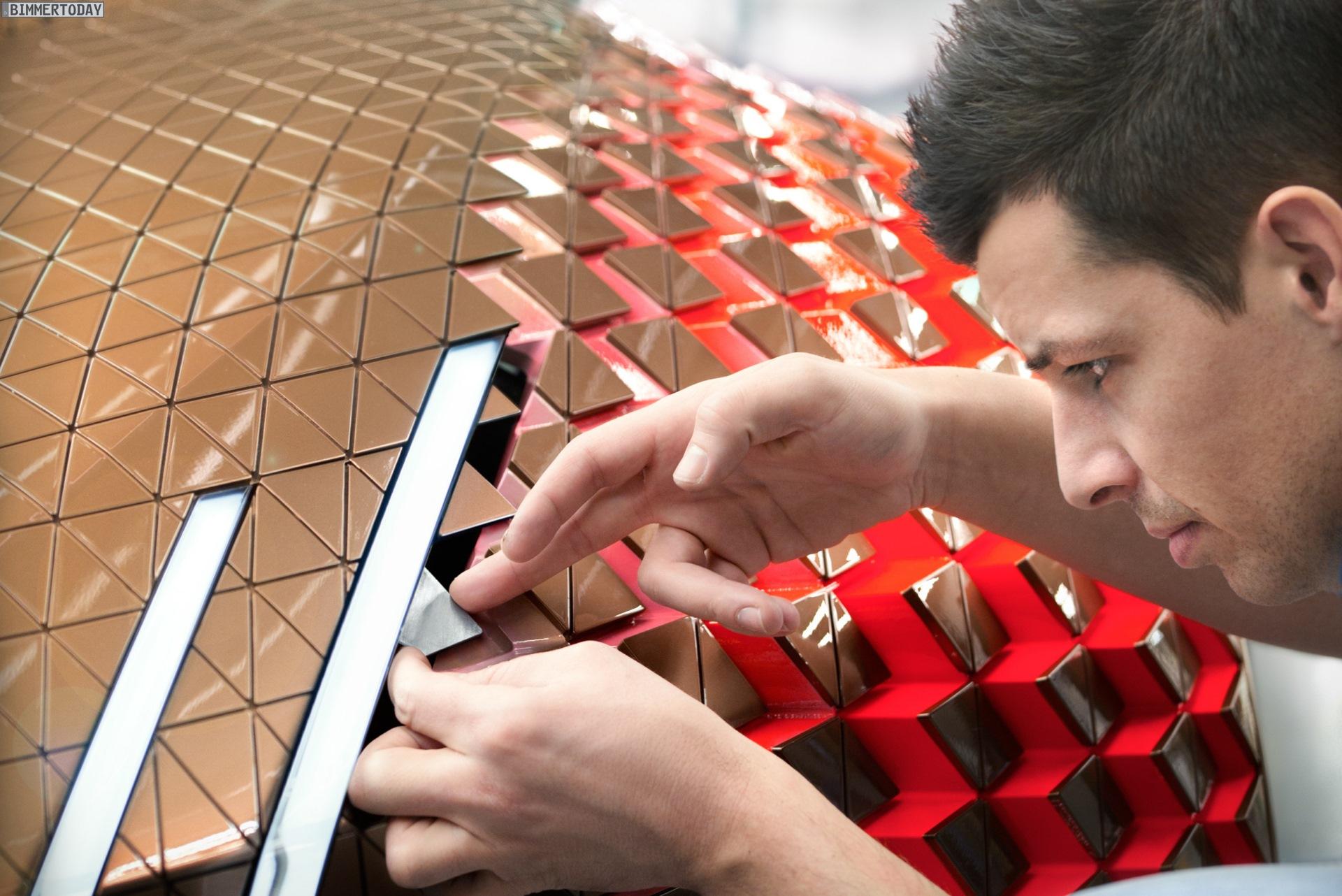 Bmw Vision Next 100 Design Prozess Und Alive Geometry