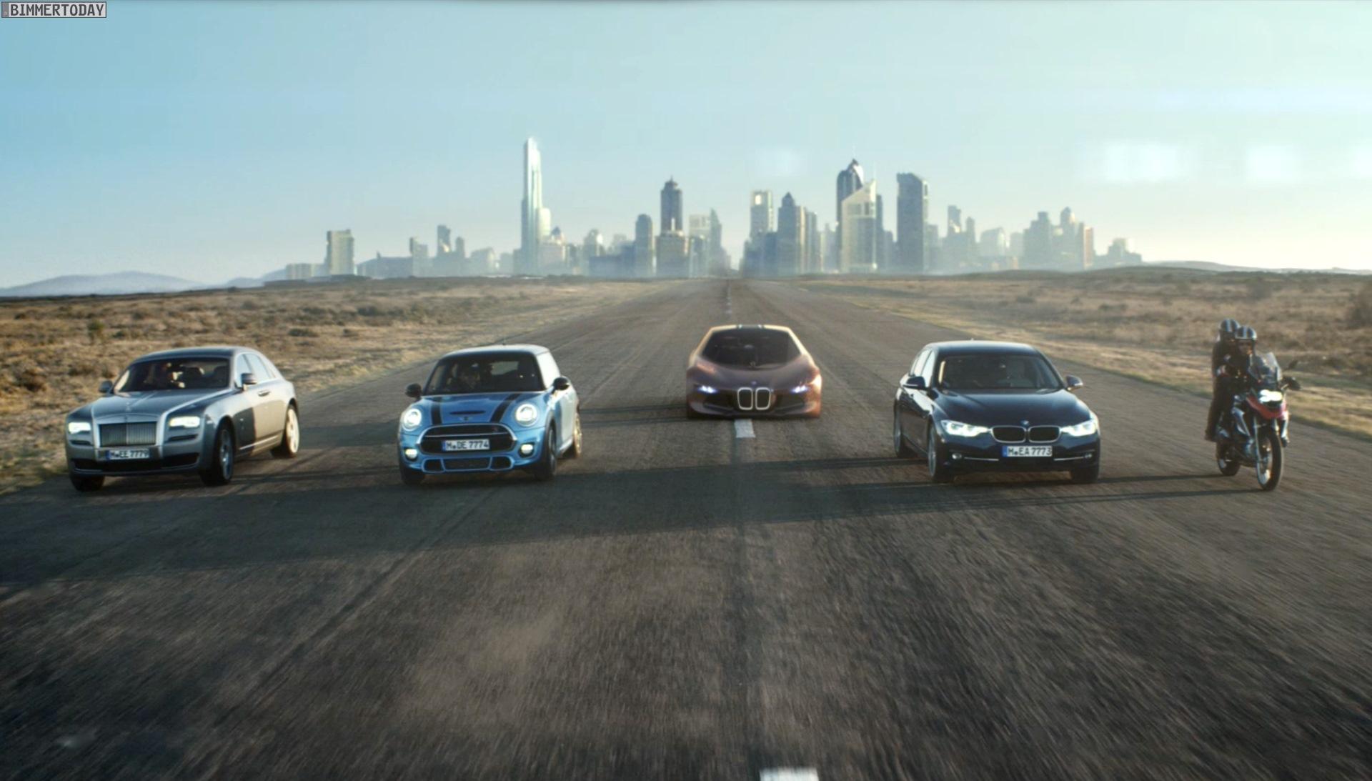 Bmw Werbung The Next 100 Years Tv Clip Zum Jubil 228 Um
