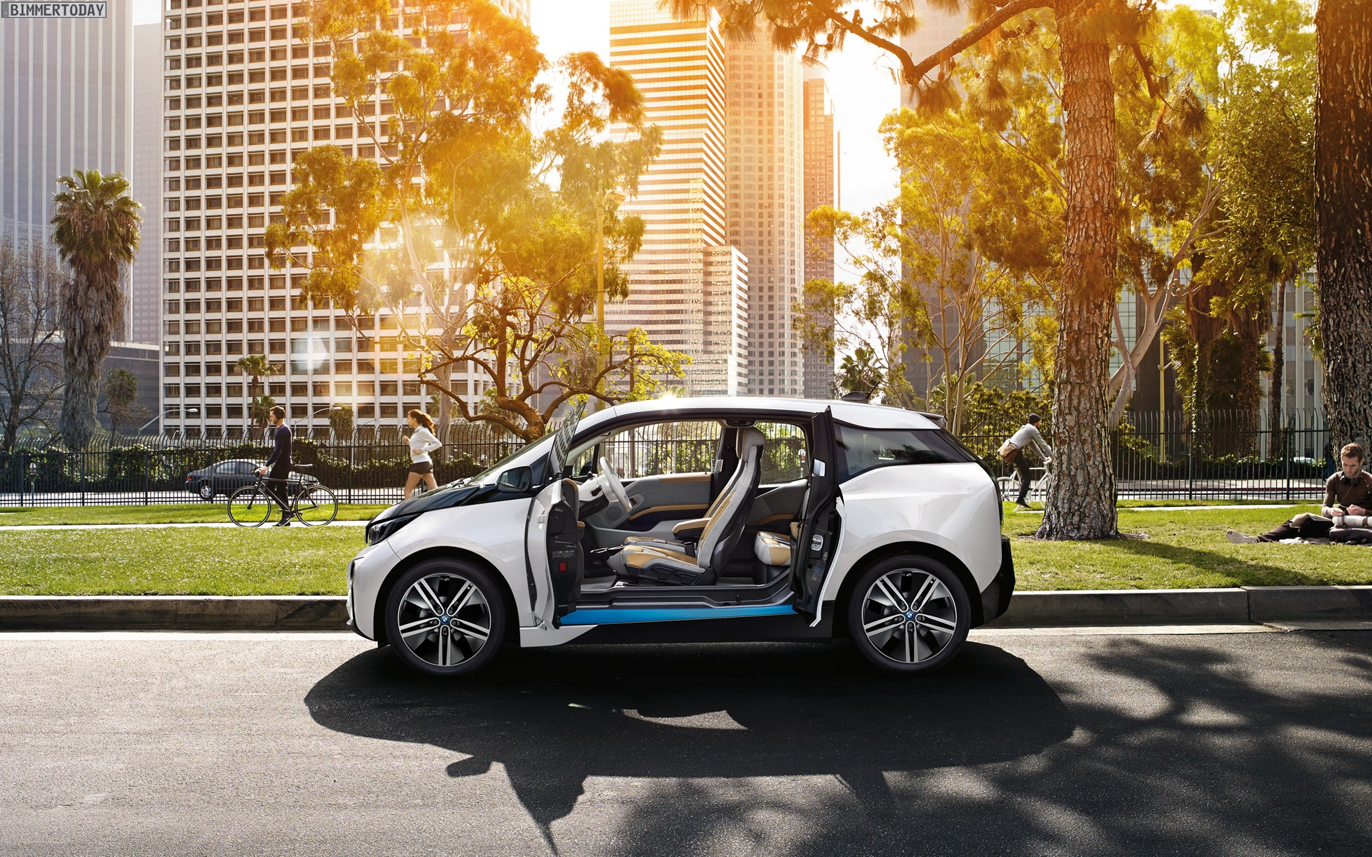 bmw i3 batterie upgrade bringt ausbau auf vier varianten. Black Bedroom Furniture Sets. Home Design Ideas