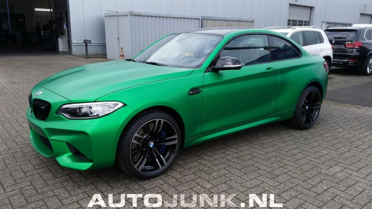 BMW-M2-Gruen-matt-autojunk-nl-01