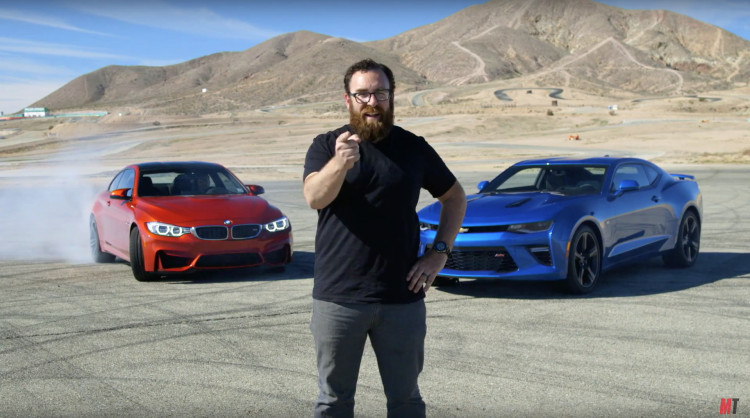 BMW-M4-vs-Chevrolet-Camaro-SS-Head-2-Head
