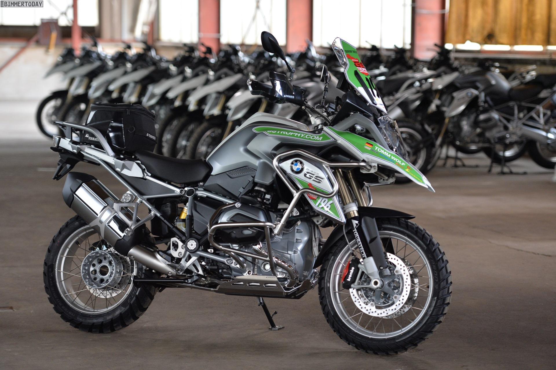 Bmw Motorrad Neue Absatz Rekorde F 252 R M 228 Rz Und Q1 2016