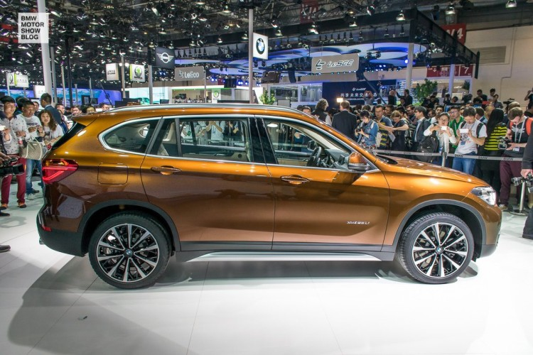 Live Fotos Bmw X1 F49 1er Limousine Amp Co In Peking 2016