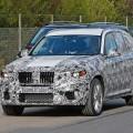 BMW X3 M (2018) Erlkönig