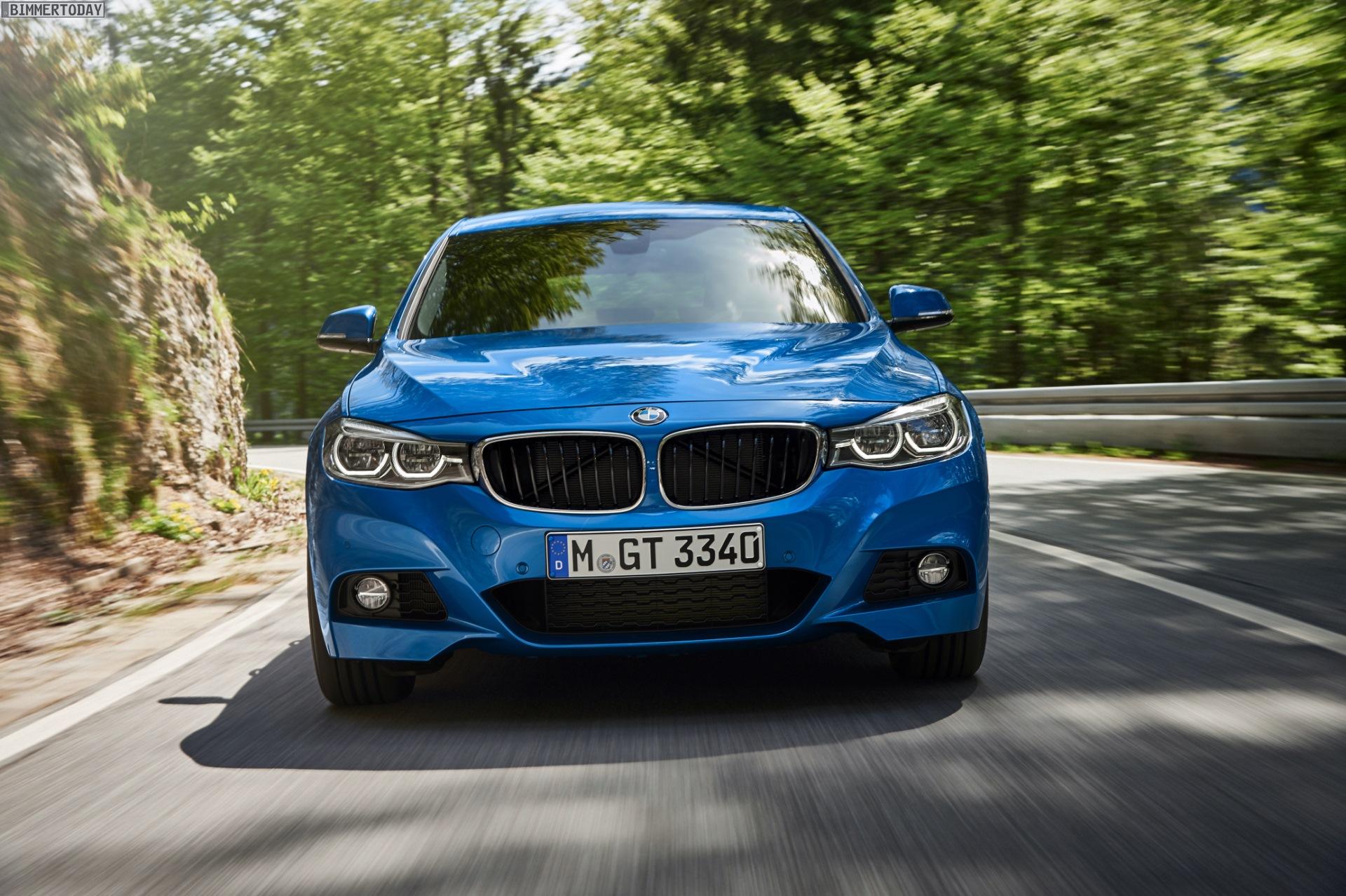 BMW 3er GT Facelift 2016: Gran Turismo erhält sanftes Update