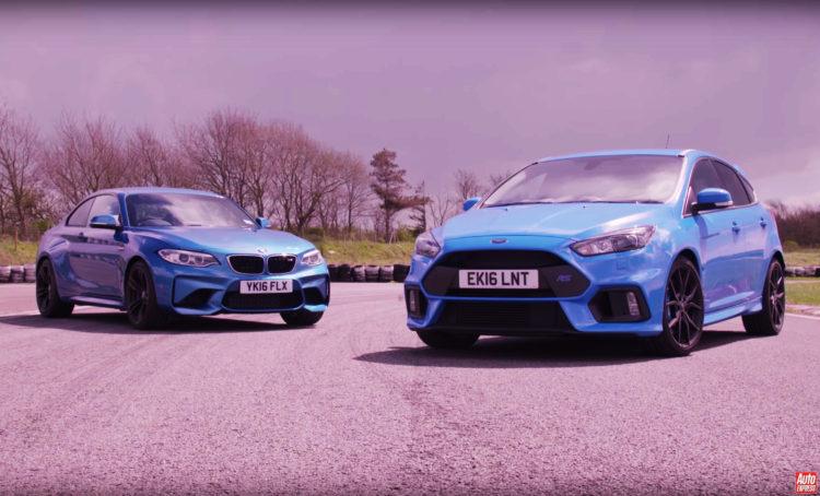 BMW-M2-vs-Ford-Focus-RS-2016-Vergleich