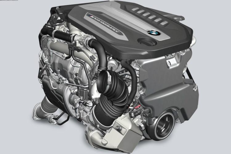 BMW Quadturbo-Diesel B57