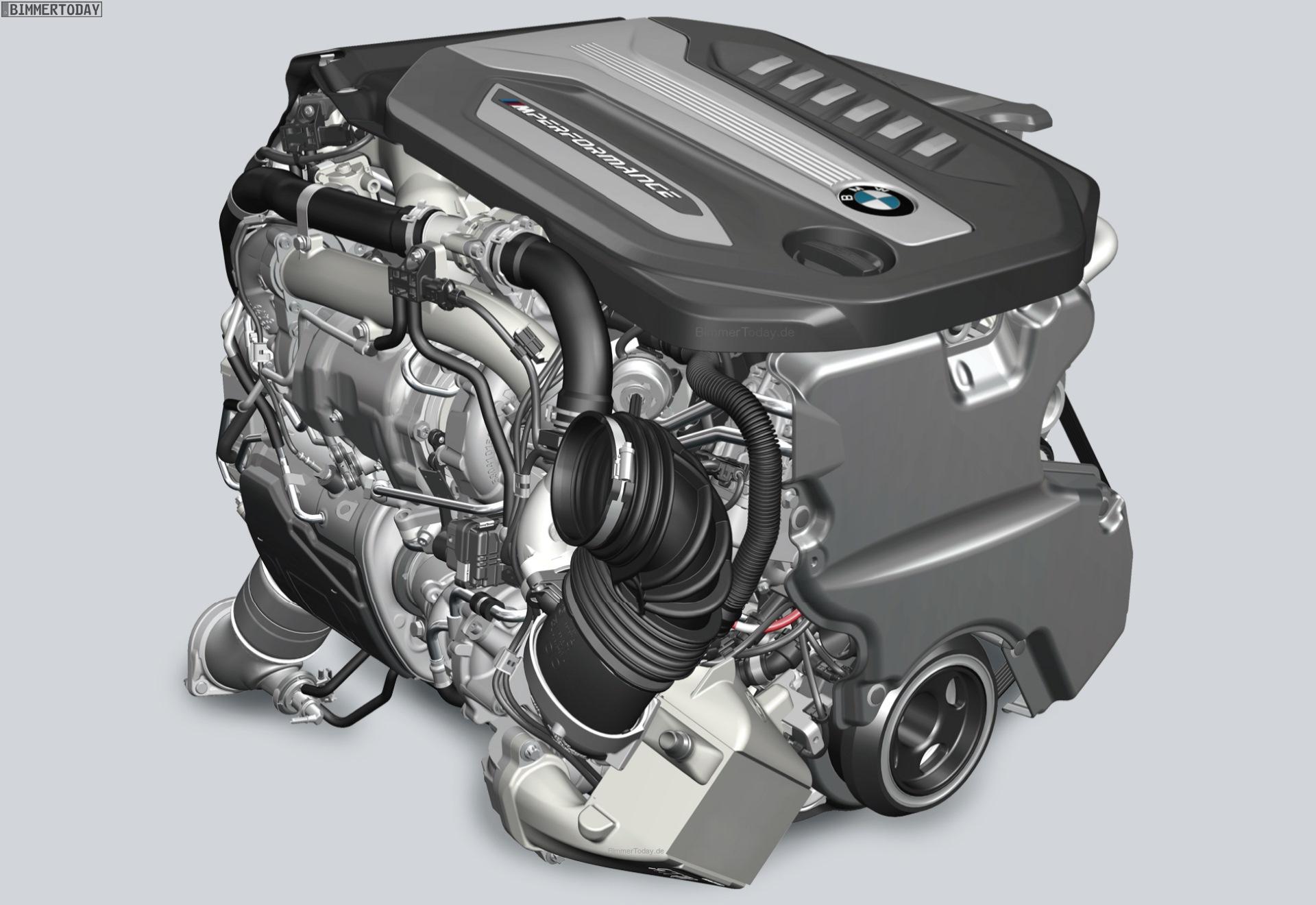 Bmw Quadturbo Diesel Alle Details Zur Technik Des Top B57