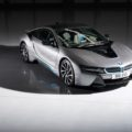 BMW i8 Frozen Grey