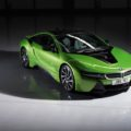 BMW i8 Java Green