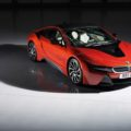 BMW i8 Solar Orange