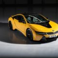 BMW i8 Speed Gelb