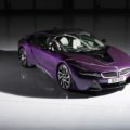 BMW i8 Twilight Purple Pearl