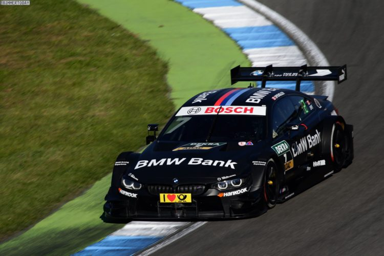 Hockenheim (DE) 06th May 2016. BMW Motorsport, Bruno Spengler (CA) BMW Bank M4 DTM.
