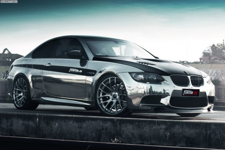 fostla-BMW-M3-E92-Folierung-Black-Chrome-03