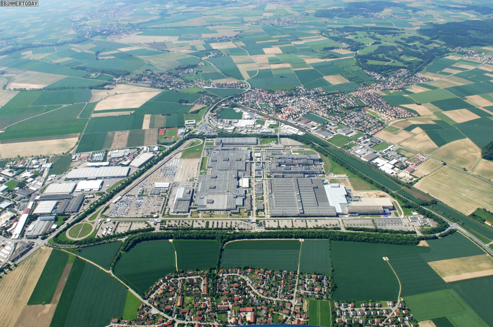 Bmw Werk Regensburg Mehr X1 Produktion Dank Nachtschicht