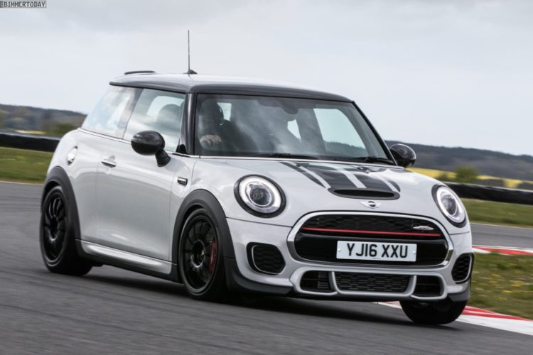 Uk Mini John Cooper Works Challenge F56 Fur Die Strasse